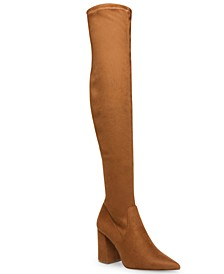 Women's Jacoby Thigh-High Over-The-Knee Boots