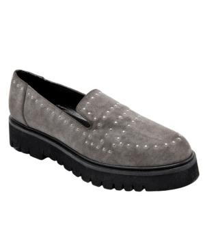 Women's Elena Lug Sole Platform Loafers Women's Shoes