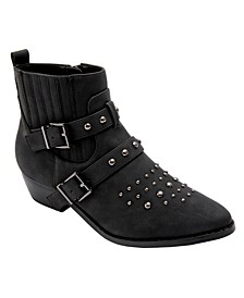 Women's Cindy Ankle Western Booties