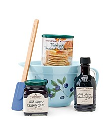 5 Piece Blueberry Batter Bowl Gift Set