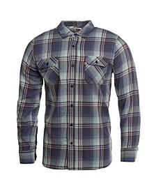 Men's Flannel Worker Shirt