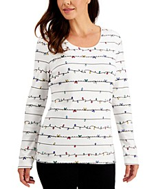 Twinkle Bells T-Shirt, Created for Macy's