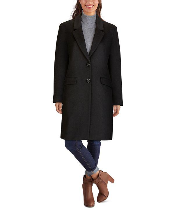 Jones New York Reefer Coat