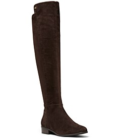 Bromley Flat Boots