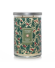 Yankee Large 2 Wick Tumbler Christmas Cookie
