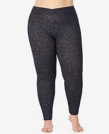 Plus Size Soft Knit Leggings