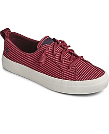 Striped Crestvibe Sneakers
