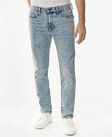 Lazer Men's Skinny Fit Repreve Denim Jeans
