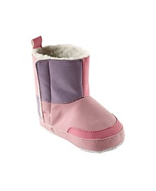 Baby Boys and Girls Boots Crib Shoes