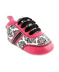 Baby Boys and Girls Damask Sneakers