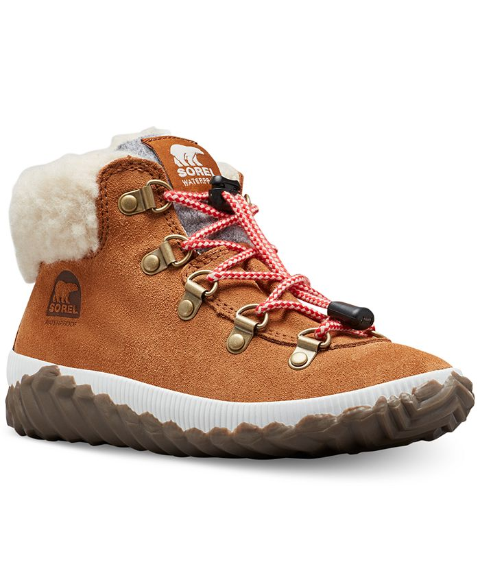 Sorel - Kids Out N About Conquest Booties