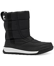 Sorel Big Kids Whitney II Puffy Mid Boots