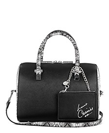 Women's Duo Satchel Bag