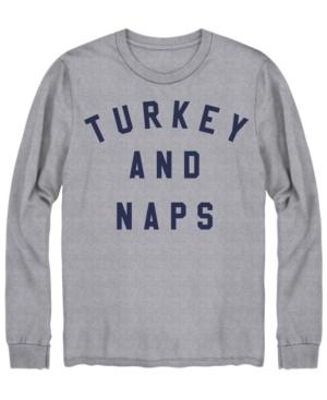 Men's Football Turkey Nap Repeat Short Sleeve T-shirt
