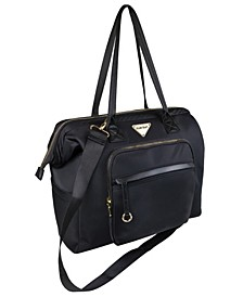 "18"" Nylon Tote or Weekender (40% Off) -- Comparable Value $49.99"