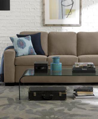 Alaina Sofa Bed Queen Sleeper Created for Macys Furniture Macys