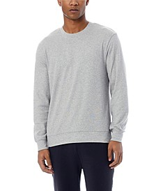Men's Modal Interlock Lounge Sweatshirt