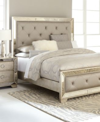 Ailey King Size Bed Furniture Macy s