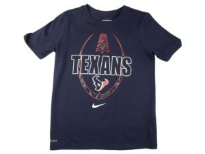 Nike Houston Texans Youth Football Icon T-Shirt