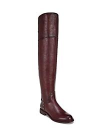 Haleen Wide Calf Over-the-Knee Boots