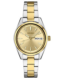 Women's Essential Two-Tone Stainless Steel Bracelet Watch 29.8mm