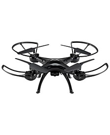 Quadcopter Drone with Wi-Fi Camera
