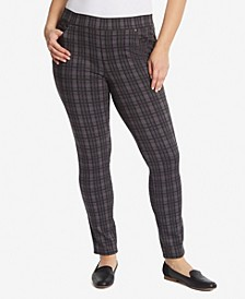 Women's Plus Size Avery Pull on Slim Long Pant