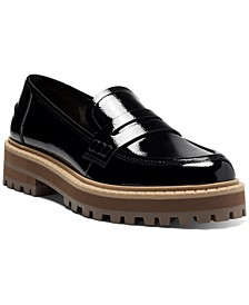 Women's Mckella Lug Sole Loafers