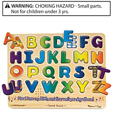 Kids Toy, Alphabet Sound Puzzle