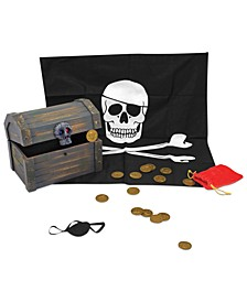 Kids Toy, Pirate Chest