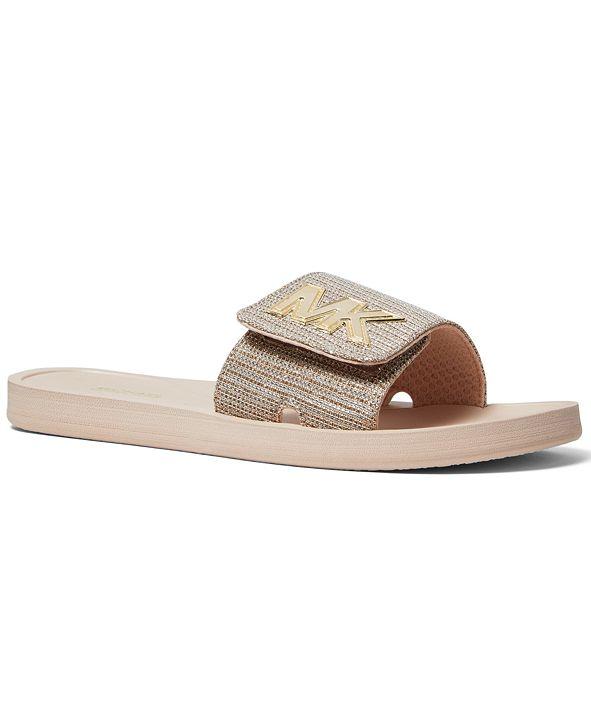 Michael Kors MK Slide Sandals