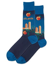 Men's Atlanta Crew Socks