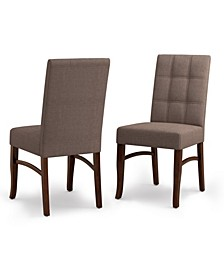 Ezra Deluxe Dining Chair, Set of 2
