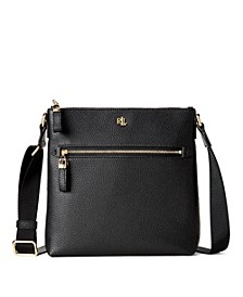 Leather Medium Jetty Crossbody