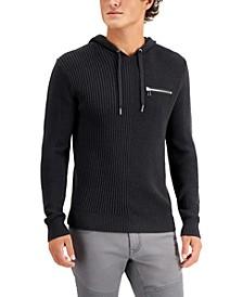 INC Men's Wolfie Hoodie Sweater, Created for Macy's