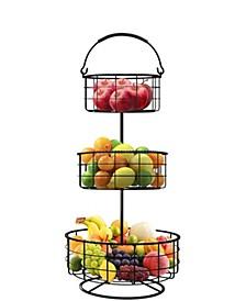3 Tier Fruit Basket