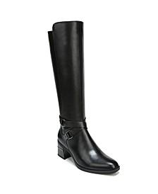 Shore Wide Calf High Shaft Boots