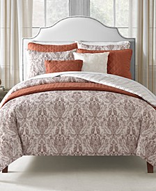 Williamsburg 8-Pc. Reversible Comforter and Coverlet Set