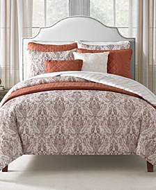 Williamsburg 8-Pc. Reversible California King Comforter and Coverlet Set