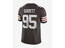 Cleveland Browns Myles Garrett Men's Game Jersey