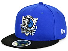 Dallas Mavericks Color Fade 59FIFTY Cap