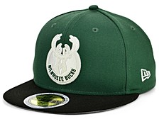 Milwaukee Bucks Color Fade 59FIFTY Cap