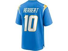 Men's Los Angeles Chargers Game Jersey Justin Herbert
