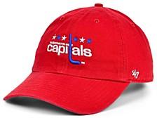 Washington Capitals CLEAN UP Cap