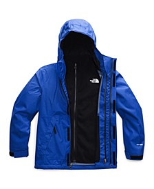 Big and Little Boys Vortex Triclimate Jacket