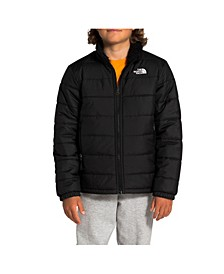 Big  and Little Boys Reversible Mount Chimborazo Jacket