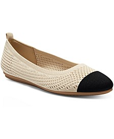 Women's Femils Washable Knit Flats