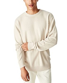 Men's Crew Knit Sweater