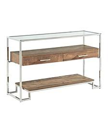Hampton Rectangle Storage Sofa Table