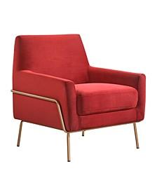 Kent Modern Accent Arm Chair